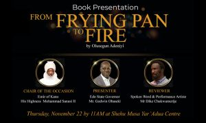 Invitation to my Book Presentation